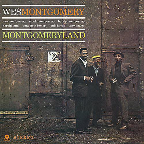 Alliance Wes Montgomery - Montgomeryland