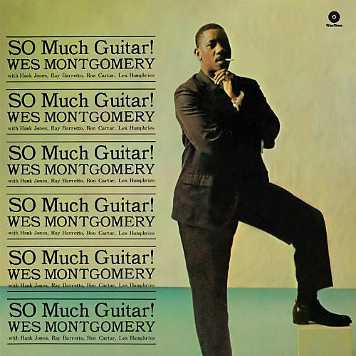 Alliance Wes Montgomery - So Much Guitar