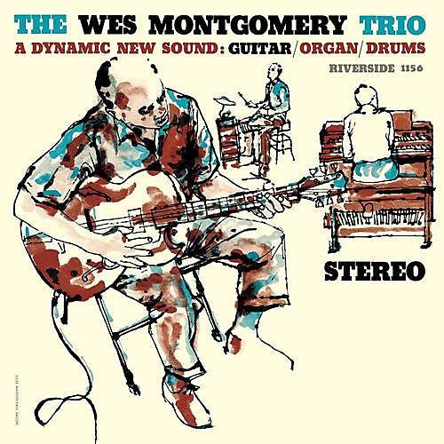 Alliance Wes Montgomery - Wes Montgomery Trio