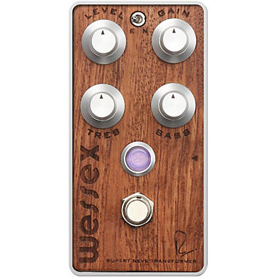 Bogner Wessex - Bubinga Overdrive Guitar Effects Pedal