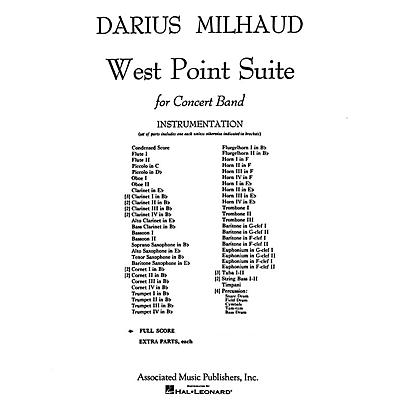 Associated West Point Suite Sc Concert Band