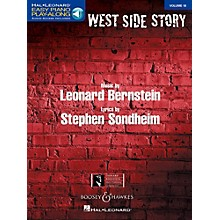 Boosey and Hawkes West Side Story Easy Piano Play-Along Vol. 18 Book/Online Audio