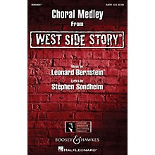 Hal Leonard West Side Story SATB Arranged by Len Thomas