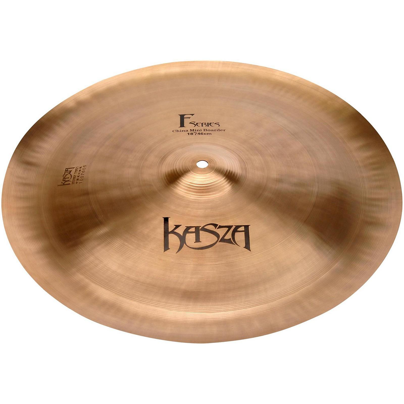 Kasza Cymbals Wester Mini Boarder Fusion China Cymbal