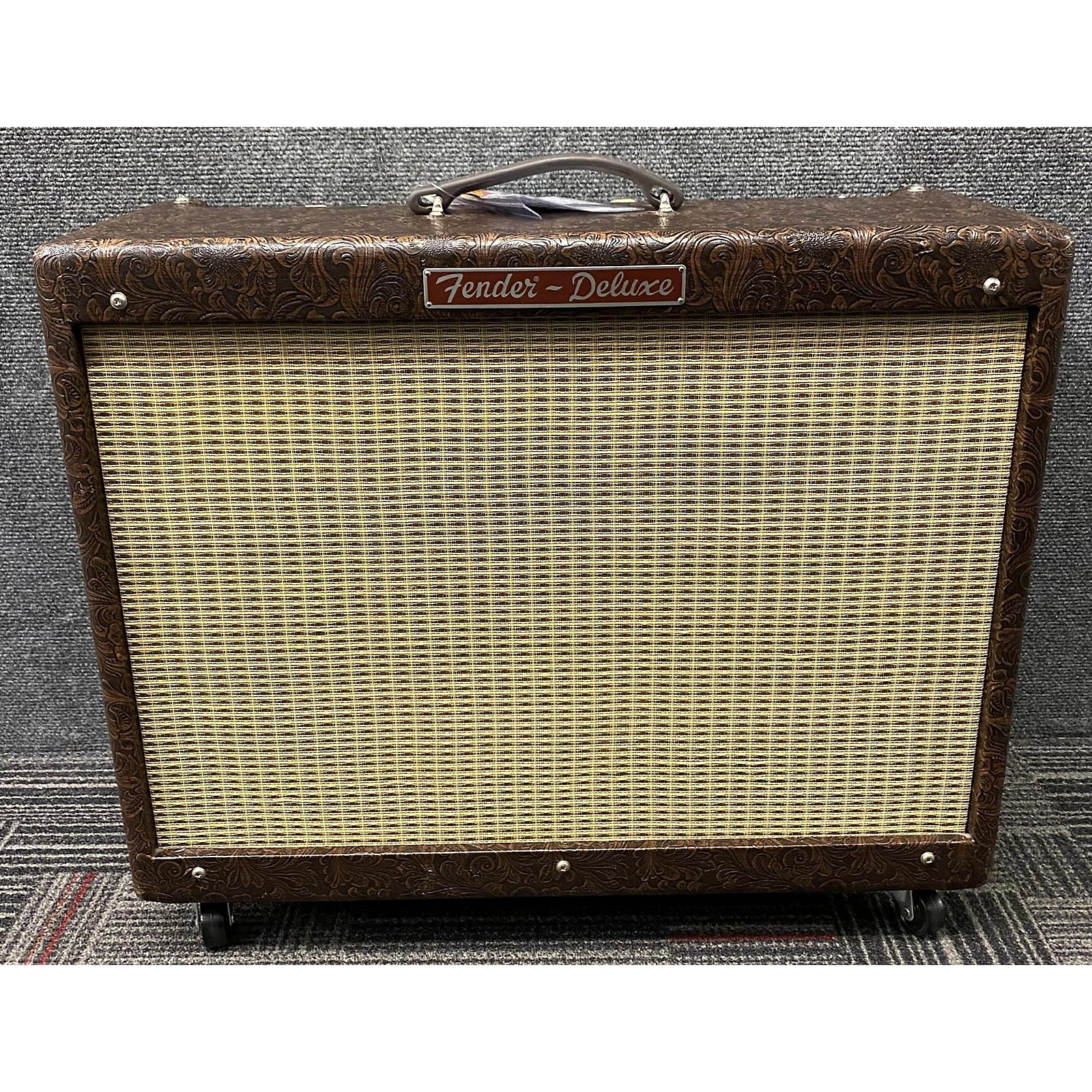 Fender Western Special Hot Rod Deluxe Tube Guitar Combo Amp
