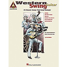 Hal Leonard Western Swing Guitar Guitar Tab Book