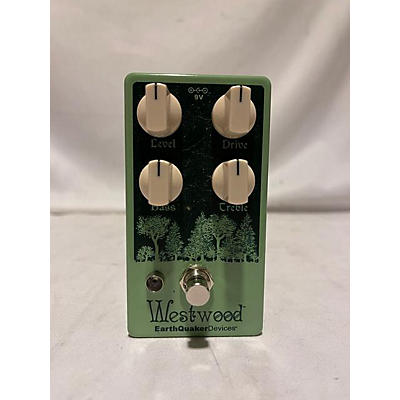 Earthquaker Devices Westwood Overdrive Effect Pedal