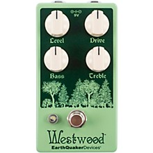 Open BoxEarthQuaker Devices Westwood Overdrive Effects Pedal