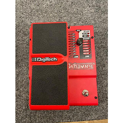 Digitech Whammy 4 Pitch Shifting Effect Pedal