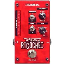 Open BoxDigiTech Whammy Ricochet Guitar Effects Pedal