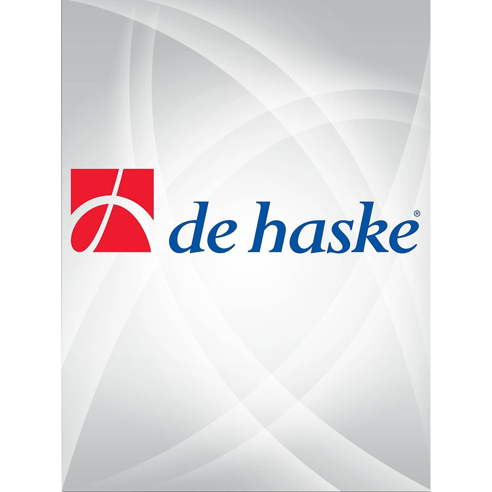 De Haske Music What Child Fantasy (Brass Quintet Grade 3) De Haske Ensemble Series Book Arranged by Peter Knudsvig