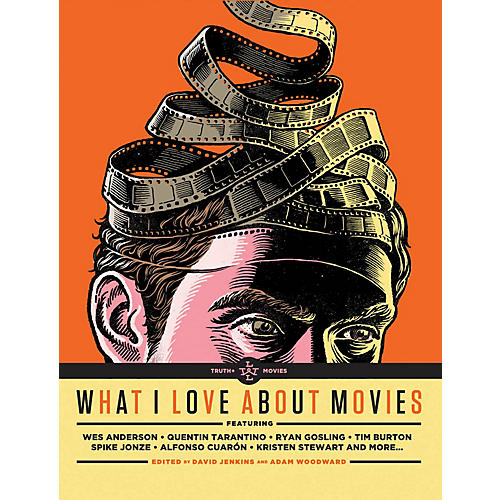 Opus What I Love About Movies (An Illustrated Compendium) Book Series Hardcover