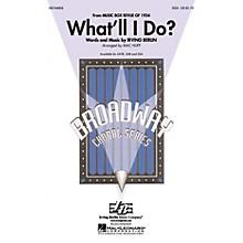 Hal Leonard What'll I Do? SSA arranged by Mac Huff