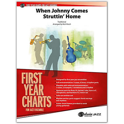 BELWIN When Johnny Comes Struttin' Home1 (Easy)