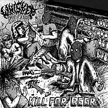 Whisker Biscuit - Kill For Beer