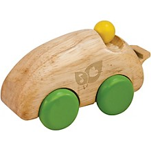 Whistle Race Car