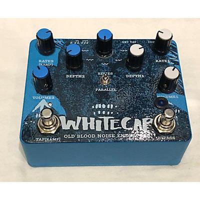 Old Blood Noise Endeavors White Cap Effect Pedal