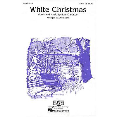 Hal Leonard White Christmas (SATB) SATB Arranged by Hector MacCarthy