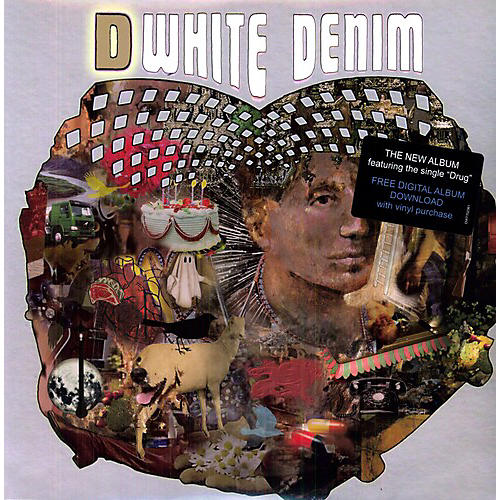 Alliance White Denim - D