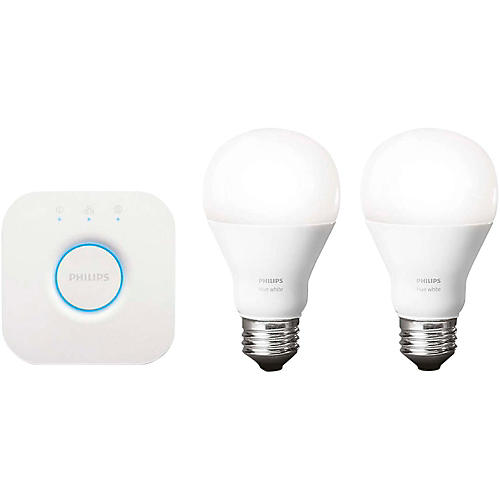 Philips Hue White E26 Starter Kit