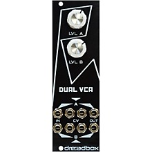 Open Box Dreadbox White Line Dual VCA