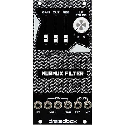 Dreadbox White Line MURMOX FILTER