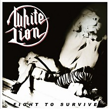 White Lion - Fight To Survive