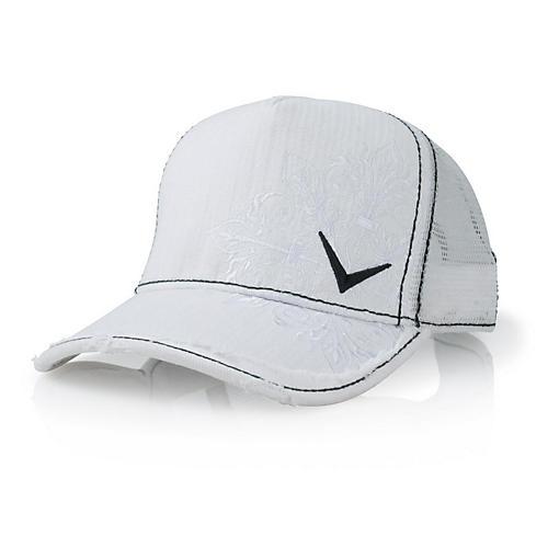 Fender White Room Trucker Hat