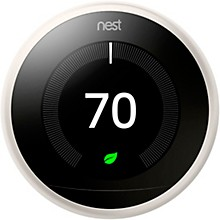 Nest White Thermostat