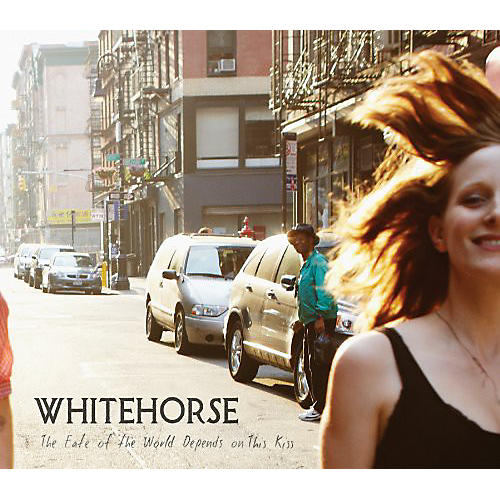 Alliance Whitehorse - Fate of the World Depends on This Kiss