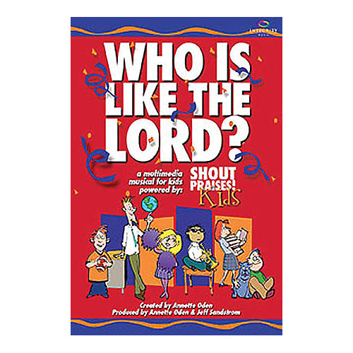Integrity Music Who Is Like the Lord? (A Multimedia Musical for Kids) SPLIT TRAX