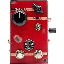 Beetronics FX WhoctaHell Octave Fuzz Effects Pedal