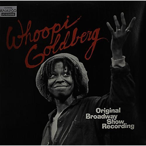 Alliance Whoopi Goldberg - Original Broadway Show