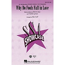 Hal Leonard Why Do Fools Fall in Love SSA by Diana Ross arranged by Mac Huff
