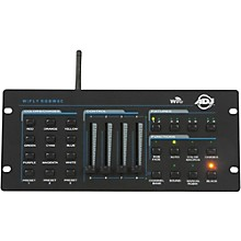 Open BoxAmerican DJ WiFly RGBW8C Wireless 4 Channel Color Mixing Controller