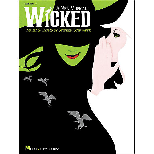 Hal Leonard Wicked - A New Musical for Easy Piano