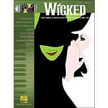 Hal Leonard Wicked - Piano Duet Play-Along Volume 20 (CD/Pkg)