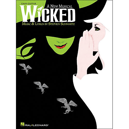 Hal Leonard Wicked for Easy Guitar Tab