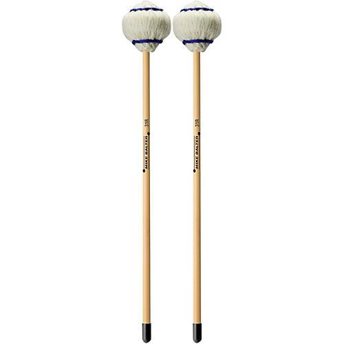 Mike Balter Wide Bar Series Hard Beige Yarn Rattan Handle Vibraphone Mallets