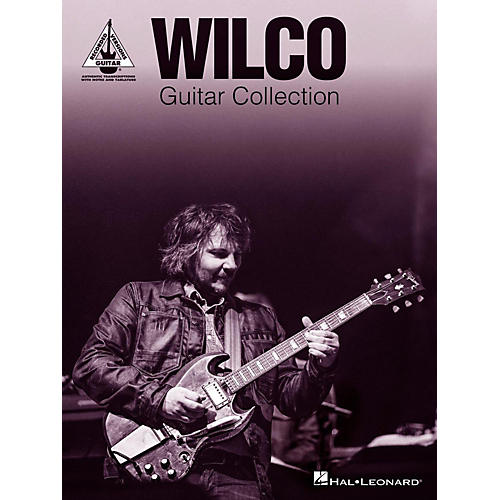 Hal Leonard Wilco Guitar Collection Guitar Tab Songbook