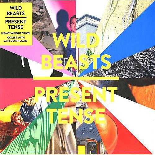 Alliance Wild Beasts - Present Tense