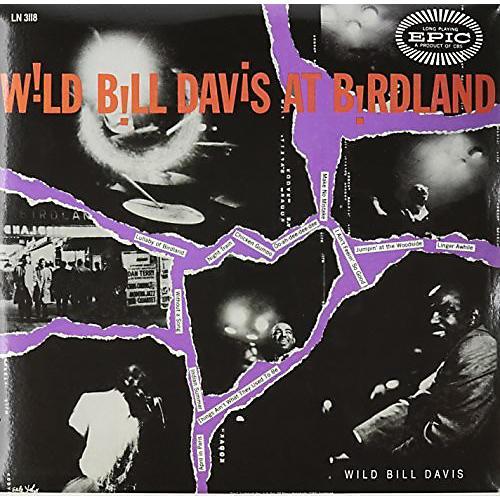 Alliance Wild Bill Davis - Wild Bill Davis at Birdland
