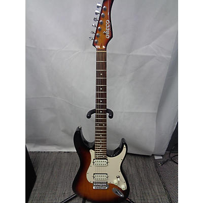 Greco Wild Scamper HH Solid Body Electric Guitar