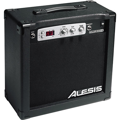 alesis wildfire 15 guitar combo musician 39 s friend. Black Bedroom Furniture Sets. Home Design Ideas