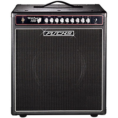 Fuchs Wildcard 1x12 100W Tube Guitar Combo Amp