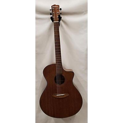 Breedlove Wildwood Concerto Satin Ce Acoustic Guitar