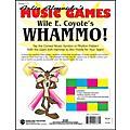 Alfred Wile E. Coyote's WHAMMO!  Artie Almeida's Music Games thumbnail