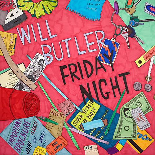 Alliance Will Butler - Friday Night