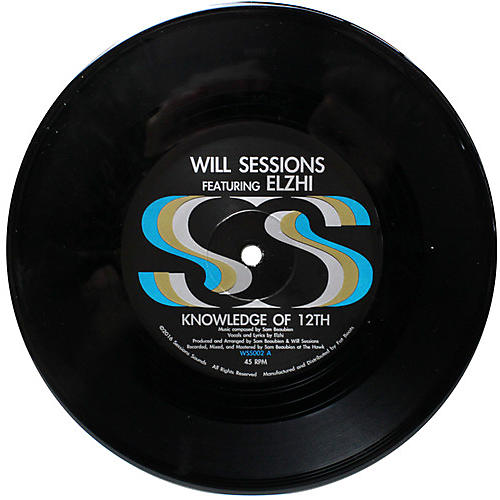 Alliance Will Sessions featuring Elzhi - Knowledge Of 12th / Instrumental