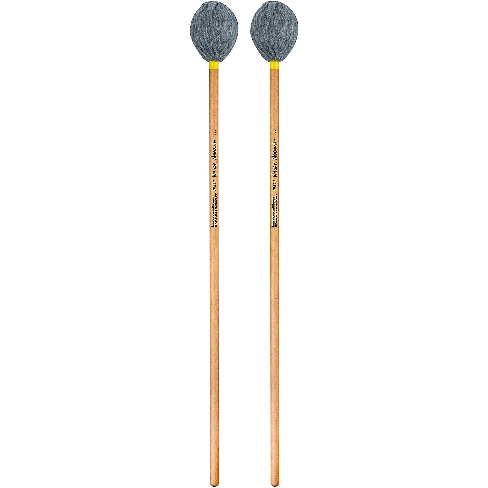 Innovative Percussion William Moersch Series Birch Handle Marimba Mallets